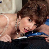 New over sixty porn picture featuring horny granny Bea Cummins
