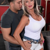 Sixty Plus Milf Sally D'Angelo Gets Her Butt Fucked