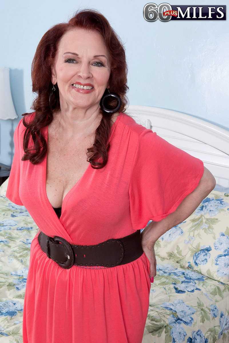 Older Babe Katherine Merlot Is Over seventy But Loves To Fuck