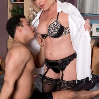Mature Milf Scarlet Andrews Is A Hot 60 + Babe
