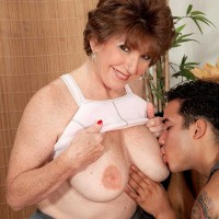 Over 60 MILF Bea Cummins For Your Masturbating Pleasure