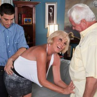 Scarlet Andrews Is The Latest 60PlusMilfs.com Discovery